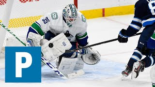 Coach Travis Green on Canucks 3-1 win over Winnipeg jets | The Province
