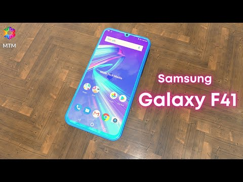 Samsung Galaxy F41 Launch Date, Official Video, Price, Trailer, Features, Camera, Release Date