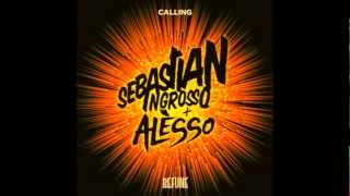 Sebastian Ingrosso & Alesso - Calling (Lose My Mind) (Original Mix) + Lyrics ★