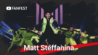 Matt Steffanina @ YouTube FanFest Manila 2019