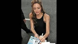 Анджолина Джоли весит всего 35кг