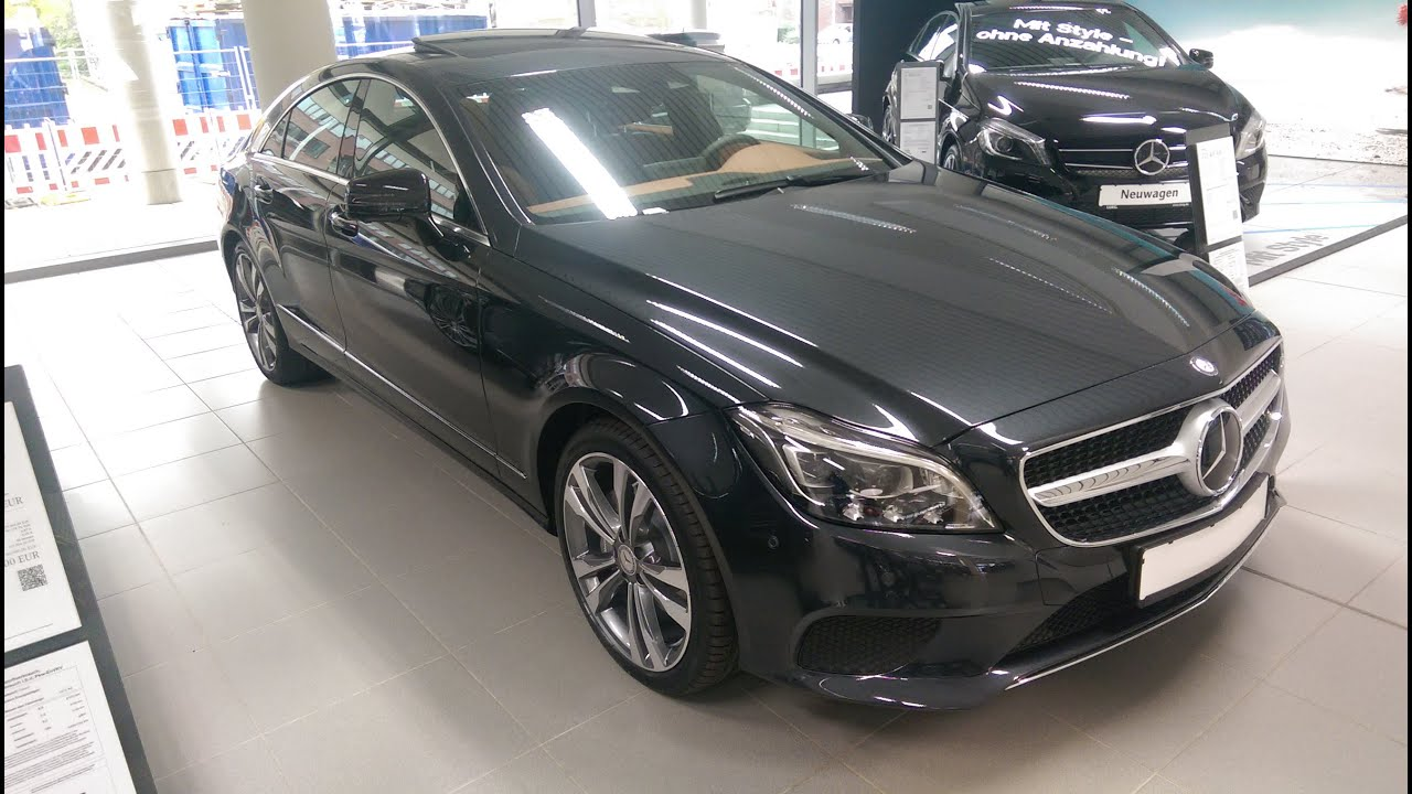2015 Mercedes Cls 400 4matic Sport Package Youtube