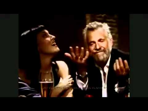 Most  interesting man in the world  Jonathan Goldsmith