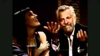 Most  interesting man in the world - (Jonathan Goldsmith)