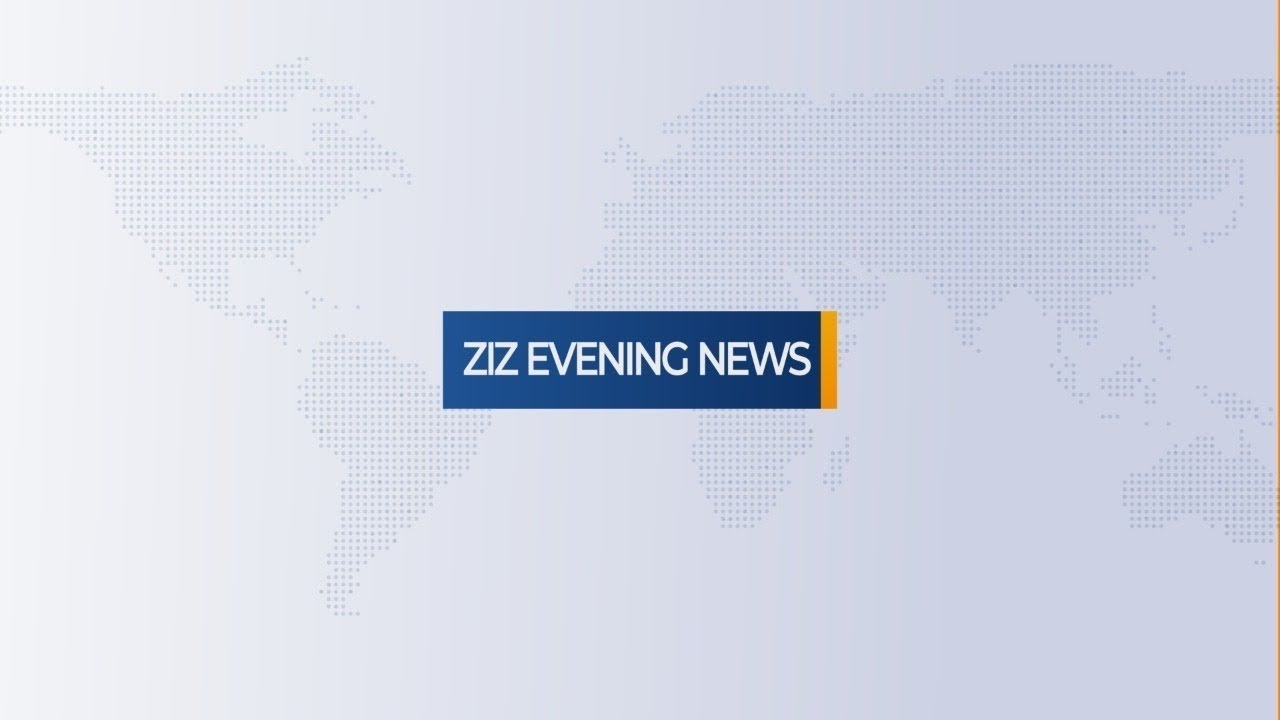 Download ZIZ Evening News - October 8, 2021