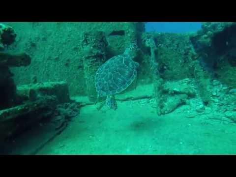 Scuba Diving Anguilla - Dec. 2014 - GoPro