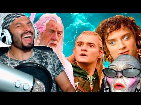 El Señor de los Ajillos | HDub | Video Reaccion