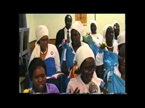 Australian Nuer Baptist Woman Group part 4