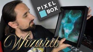 YOU SHALL NOT PASS || Pixel-Box - Wizard (Lipiec 2018) [UNBOXING]