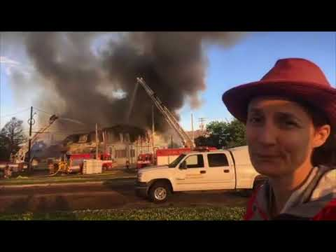 Bayou St. John Warehouse fire destroys 'more than just a furniture store'