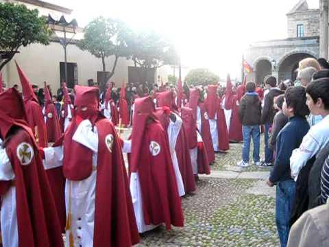 Semana Santa en Plasencia, jueves 1 de abril de 2010
