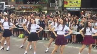"Video DIA[다이아] ""왠지 [Somehow]"" live in Hong Dae download MP3, 3GP, MP4, WEBM, AVI, FLV Januari 2018"