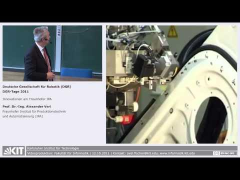 Innovationen am Fraunhofer Institut für Produktionstechnik