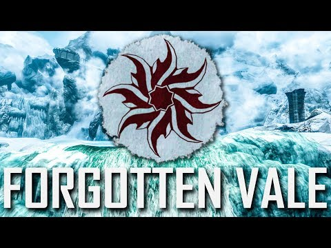The Forgotten Vale - Skyrim - Curating Curious Curiosities
