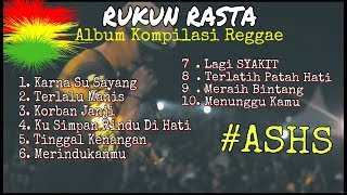 Gambar cover RUKUN RASTA Album Reggae Kompilasi