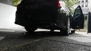 Toyota Mark X Straight Pipe