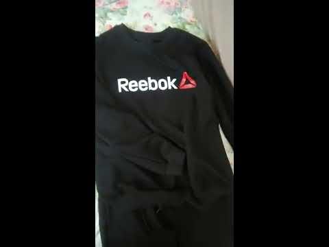 Трикотажный костюм Reebok (бюджет)