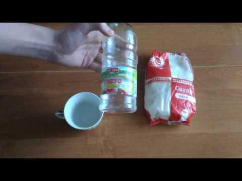 Как сварить карамель из сахара и воды в домашних условиях