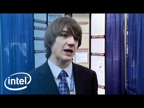 Jack Andraka, Gordon E. Moore Award Winner | Intel
