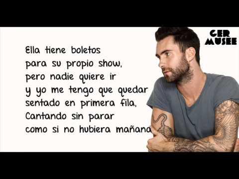 Maroon 5 - Tickets (Subtitulada En Español)