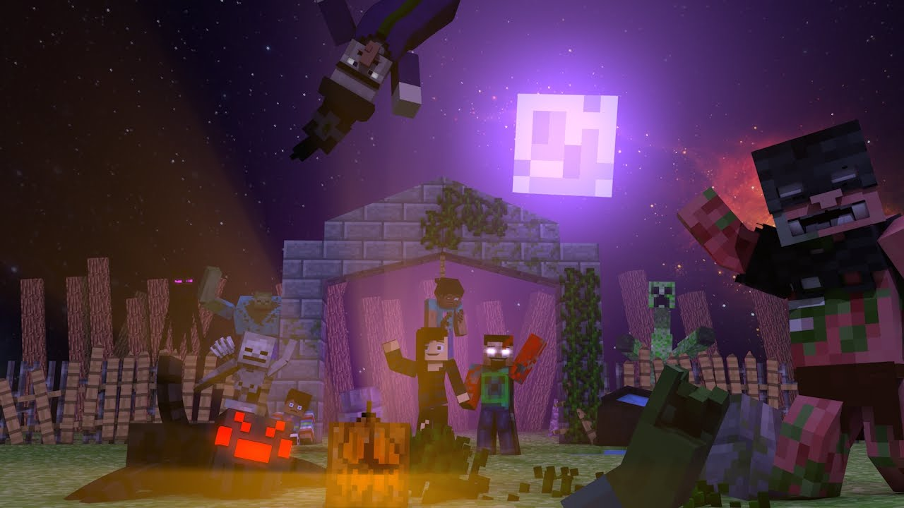 Must see Wallpaper Minecraft Halloween - maxresdefault  You Should Have_45430.jpg