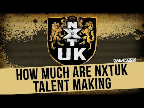 How Much Money Are NXT UK Talent Making & Contract Length