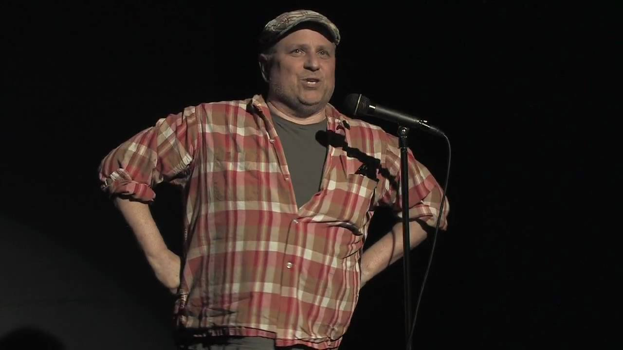 Bobcat Goldthwait Stand Up (Part 1) - TOP STORY! WEEKLY