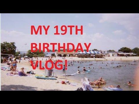 Bellmawr Lake, New Jersey / Birthday Vlog