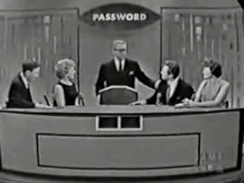 Password with  Dorothy Collins  and Steve Lawrence