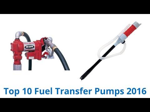 10 Best Fuel Transfer Pumps 2016