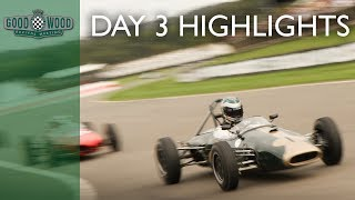 Goodwood Revival 2018 Sunday highlights