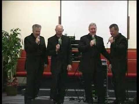 Living In Canaan Now - Men's Quartet