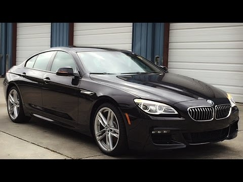 2016 BMW 640i Gran Coupe M Sport Full Review Start Up Exhaust