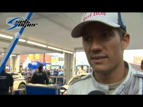 Sébastien Ogier - Interview Rally Finland Day3 #GOgier
