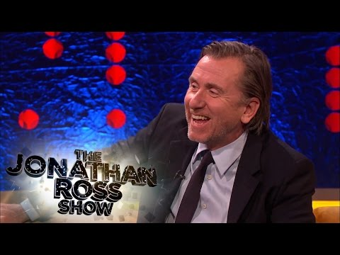 Tim Roth on Rapping With Tupac - The Jonathan Ross Show
