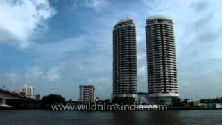 Highrise building in Thailand