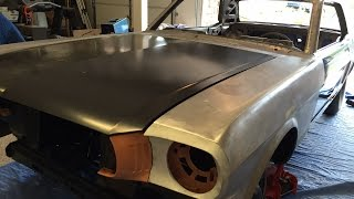1965 Mustang Restomod Video 2