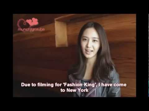 120314 Yuri - FK New York Interview (eng)