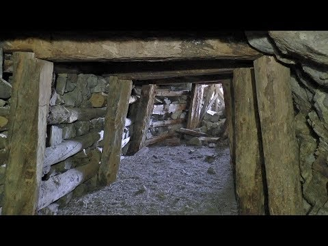 Underground Adventure: Exploring the Abandoned Criss-Cross Mine