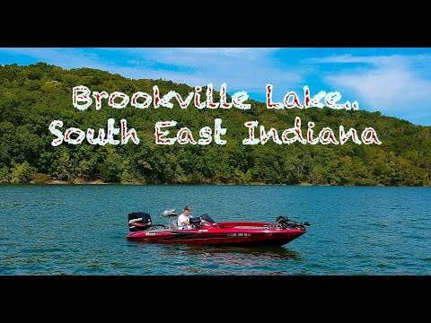 Brookville Lake Southeast Indiana 2019
