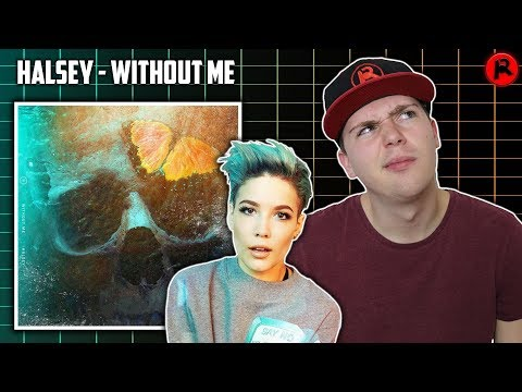 HALSEY - WITHOUT ME   SONG REVIEW