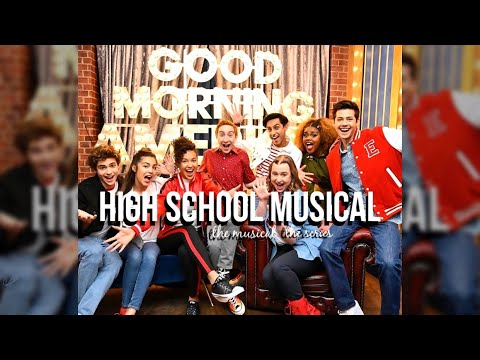 My First Premiere Ever With The CAST OF HIGH SCHOOL MUSICAL - DISNEY+ | SOFIA WYLIE