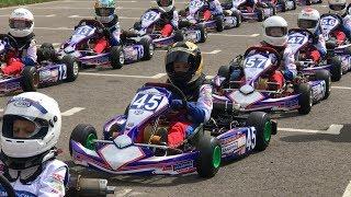 K.J.K. 2ой этап РТ по картингу. Неудачная гонка в Б.Сабах. Выпуск 10