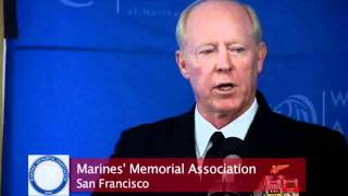 2011 Admiral Robert F. Willard Lecture- Preview