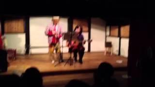 古心庵さんにて ギター習い初めて3ヶ月で初LIVE リハなし飛び入りなんて...