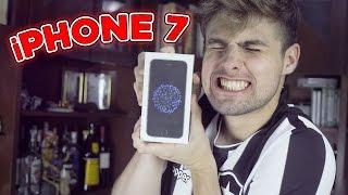 COMPREI O NOVO iPHONE 7 PLUS !!!