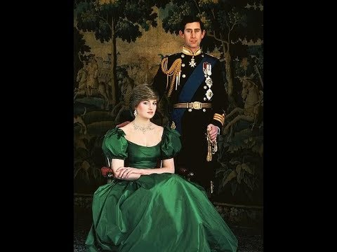 Prince Charles & Diana Fairytale Wedding  A Tribute Enya: Only Time & May It Be