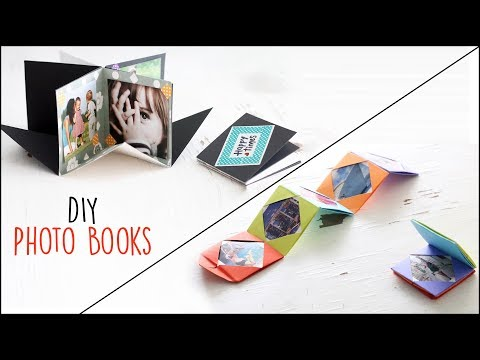 A Paper Craft Workshop Diy Photo Book Craft Ideas Photo Book