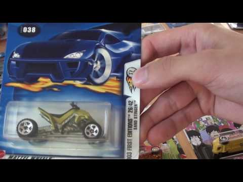Hot Wheels Collector Finds Part 5 - Hot Wheels Video