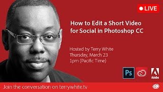 How to Edit a Short Video for Social in Photoshop CC